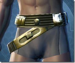 Defiant MK-4 Smuggler Male Belt