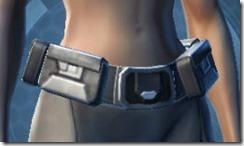 Defiant MK-4 Warrior Female Belt