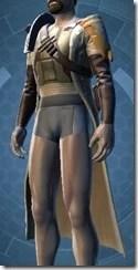 Dune Stalker Male Breastplate