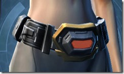 Exarch MK-1 Consular Female Belt