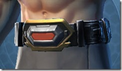 Exarch MK-1 Consular Male Belt