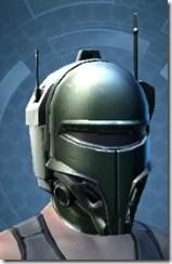 Exarch MK-4 Agent Female Headgear