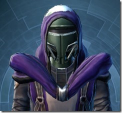 Exarch MK-4 Consular Doesn't Hide Hood