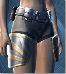 Exarch MK-4 Hunter Female Belt
