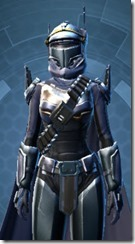 Exarch MK-4 Hunter - Female Close