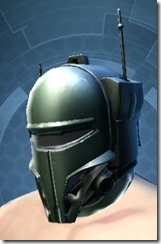 Exarch MK-4 Smuggler Male Headgear