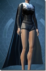Exemplar Agent Female Jacket