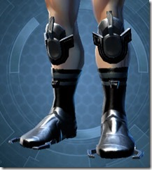 Exemplar Consular Male Boots