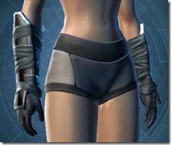 Exemplar Inquisitor Female Gloves