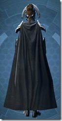 Exemplar Knight - Female Back