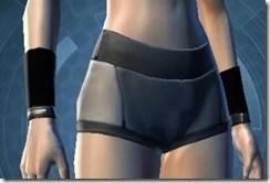 Exemplar Knight Female Bracers