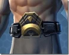 Exemplar Knight Male Belt