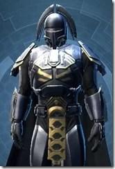 Exemplar Knight - Male Close