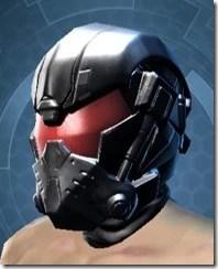 Herald of Zilrog Male Helmet