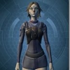 Synthleather Jacket [Tech] (Imp)