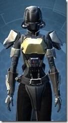Outlander Knight - Female Close