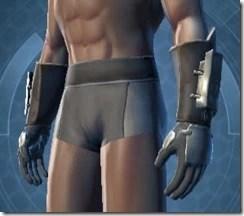 Outlander Knight Male Gauntlets