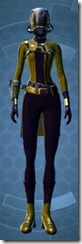Outlander MK-4 Agent Dyed Front