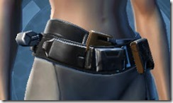 Outlander MK-4 Agent Female Belt