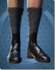 Outlander MK-4 Agent Female Boots