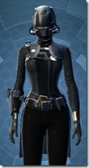 Outlander MK-4 Agent - Female Close