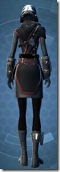 Outlander MK-4 Consular - Female Back