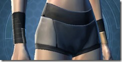 Outlander MK-4 Consular Female Cuffs