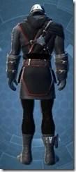 Outlander MK-4 Consular - Male Back