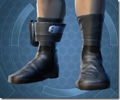 Outlander MK-4 Consular Male Boots
