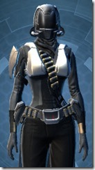 Outlander MK-4 Hunter - Female Close