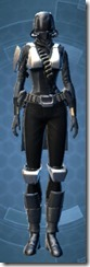 Outlander MK-4 Hunter - Female Front