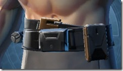 Outlander MK-4 Smuggler Male Belt