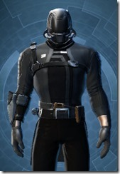 Outlander MK-4 Smuggler - Male Close