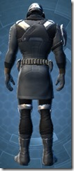 Outlander MK-4 Trooper - Male Back