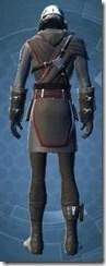 Outlander MK-6 - Male Back