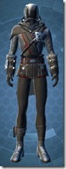 Outlander MK-6 - Male Front