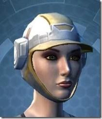 Overwatch Security Female Helmet