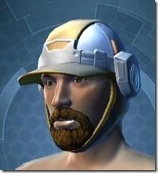 Overwatch Security Male Helmet