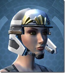 Overwatch Shield Female Helmet