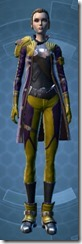Renowned Duelist Dyed Front