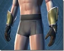 Scion Male Gloves