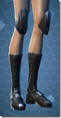 Sith Recluse Female Boots
