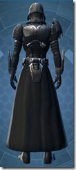 Sith Recluse - Male Back