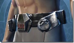 Sith Recluse Male Belt