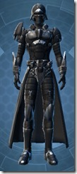 Sith Recluse - Male Front
