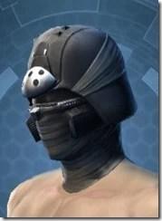 Sith Recluse Male Helmet