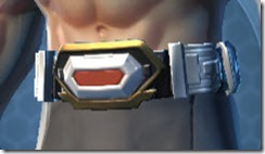 Ultimate Exarch Consular Male Belt