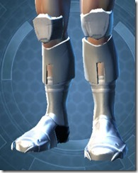 Ultimate Exarch Knight Male Boots