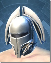 Ultimate Exarch Knight Male Headgear