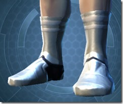 Ultimate Exarch Smuggler Male Boots